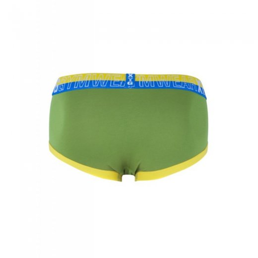 Gymwear Brief - green