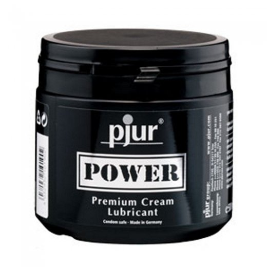 Pjur Power Tiegel 500 ml