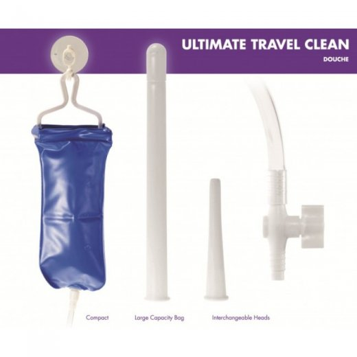 Portable Travel Douche