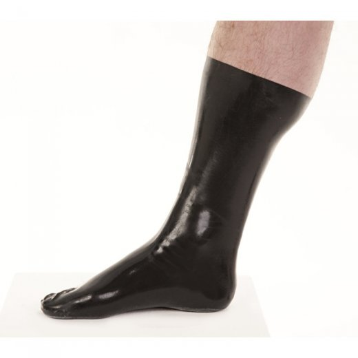 Latex Socks